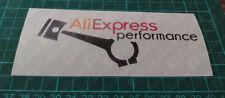 Aliexpress Performance pegatina vinilo sticker