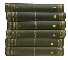 The Loeb Classical Library: Polybius The Histories in Six Volumes Complete Set