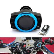 Motorcycle Handlebar Audio Sound System MP3 Player FM TF Radio Stereo Speakers