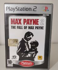 Max Payne 2: The Fall Of Max Payne  COME NUOVO ITALIANO COMPLETO PS2 PLAYSTATION