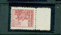 Sowjetsch Besetzte Zone (SBZ), Abschiedsserie Nr. 36 x c ** geprüft BPP
