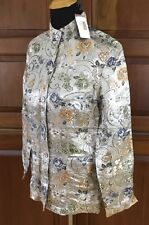 Auditions by Chico's Victorian Dream Finesse Silky Jacket Women Chico's 0 NWT