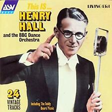 This is ... Henry Hall & the BBC Dance Orchestra, Hall, Henry, Used; Acceptable