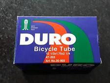 "Duro Bicycle Tube 12.5x1.75x2.25"""