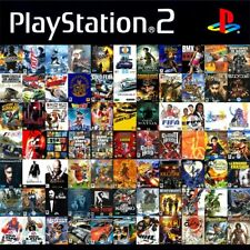 PlayStation 2 Games CHOOSE YOUR GAME (Multi-listing Updated 23/10/20 Play PS2