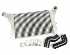 Intercooler Tubo N Aleta 600X 420X 50mm - 2.0 TFSI TSI Gti R S3 TT - S Turbo