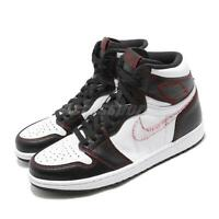Nike Air Jordan 1 High OG Defiant White Black Red Yellow AJ1 Sneakers CD6579-071