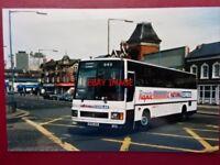 PHOTO  CROSVILLE LEYLAND TRCTL11/3RZ  BUS REG B135 ACK AT DIGBETH 1988