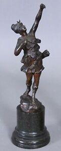 A Rare  Grand Tour 19th Century Statue figure of Diana The Huntress Greek Atemis