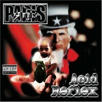 Paris - Acid Reflex [New CD] Explicit