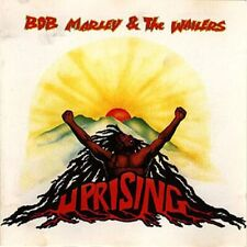 BOB MARLEY & THE WAILERS --- UPRISING (The Definitive Remasters) (CD)