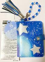 Tokyo Disney Resort Tanabata Limited Mickey Minnie Pass Case Card Holder TDL NEW
