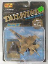 Maisto Tailwinds Diecast F-16 BLOCK 60 Series IV Aircraft Ships FREE