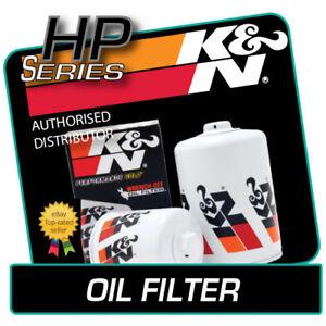 HP-2005 K&N Oil Filter fits VW GOLF MK4 GTI 1.8 1998