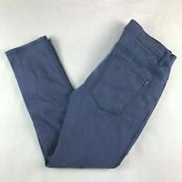 "Ksubi Blue Denim 'Van Winkle' Men's Jeans (Tag Sz W36) Actual Size W34"" L28"""