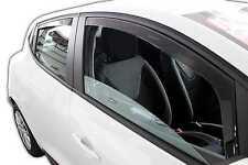 RENAULT CLIO IV   5 PORTES   2012  - prés   Deflecteurs d'air Déflecteurs 4 pcs
