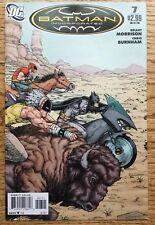 Batman Incorporated #7 (DC, 2011) Morrison & Burnham