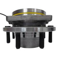 Front Wheel Bearing Hub Assembly Left / Right For 08-10 Ford F-350 4WD w/Dual V8