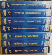 MAGIC ENGLISH 1-7 (VHS) DISNEY1996