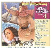 NEW Great Stories #4 from Your Story Hour Audio CD Album Volume Set Adventures