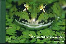 Nederland 2005 Prestigeboekje 6- Natuurmonumenten **AANBIEDING**
