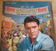 Elvis Presley Roustabout LP Original Stereo