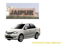 Jaipur City Tour Package Sight Seeing With Car & Tour Guide For 2 Adults & Child