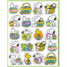 Peanuts Easter Theme Stickers Eureka Eu-655061
