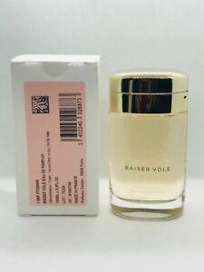 Cartier Baiser Vole for Women Eau De Parfum Tester 3.4 oz.