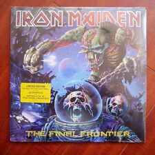 """Iron Maiden """"The Final Frontier"""" Orig 2010 2xLP Picture Disc Limited"""