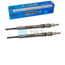 2 Pcs YOU.S Genuine Glow Plugs Audi Seat Skoda VW - 03L963319 - New