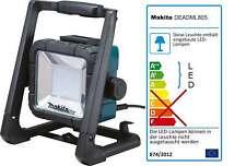 Makita LED Baustrahler mit Akku 14,4-18 V oder 230 V DEADML805 360° drehbar
