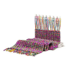 Loom Weaving Kit Weave Anything Home Simple Large Complex Portable White