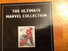 spider-man the ultimate marvel collection silver bar coin round usps rare