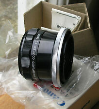 genuine canon FL FD macro photo coupler reverse mount  helicoid FL48 48mm