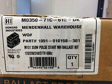 HOWARD M0350-71C-612-DK PULSE START BALLAST KIT FOR (1) 350 WATT M131 LAMP