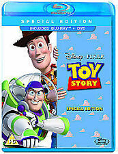Toy Story SPECIAL EDITION  (Blu-ray, 2010, 2-Disc Set)