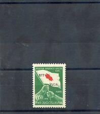 Yugoslavia, Trieste Zone B Sc Raj3(Mi Zw3)*Vf Nh Scarce $750