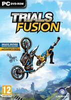 PC-DVD Trials Fusion Deluxe Edition Brand New Sealed Game