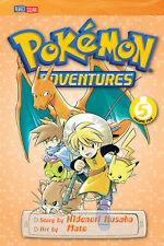 Pokemon Adventures Red Blue Volume 5 Softcover Graphic Novel
