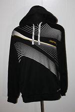 Bauer Hockey Supreme Black Pullover Sweatshirt Hoodie Slim Fit XL