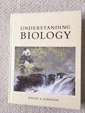 Understanding Biology Raven and Johnson 1988 Hardcover