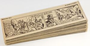 BRONCHO BILL (1940) - 306 Daily Comics - by HARRY F. O'NEILL
