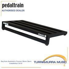 Pedaltrain Classic 2 Guitar Pedal Board With Soft Case