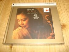 MIDORI GOTO Encore Audiophile SONY K2 HD CD Limited Numbered Edition #232 Signed