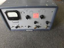 HP Noise Figure Meter H63-340B Powers Up