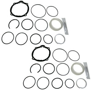 Porter Cable 2 Pack Of Genuine OEM Replacement O-Ring Kits # N001119-2PK
