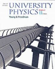 TEXTBOOK University Physics with Modern Physics 11th Edition YOUNG & FREEDM