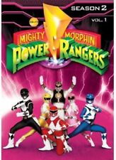Mighty Morphin Power Rangers: Season 2, Vol. 1 [3 Discs (2013, REGION 1 DVD New)