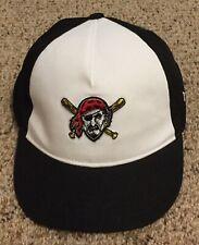 New Era Pittsburgh Pirates MLB Hat Women's One-size Short brim Baseball Cap NOS!